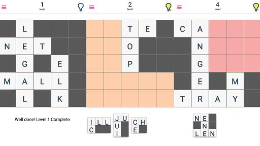 Crosswords Pack (Crossword+Fill-Ins+Chainword) screenshots 6