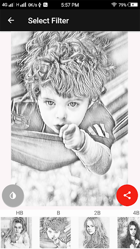 Sketch Photo  Maker android2mod screenshots 4