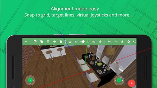 Planner 5D - Home & Interior Design Creator 1.25.2 Screenshots 6