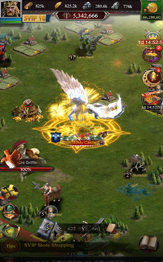 Clash of Kings : Newly Presented Knight System  screenshots 8