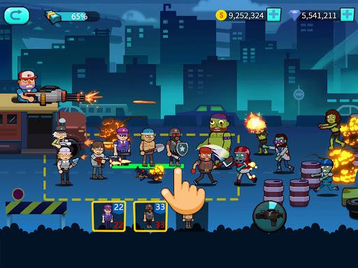 Among the Zombie  screenshots 10