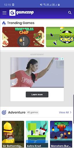 Télécharger Gratuit 250 games in 1 app APK MOD (Astuce) screenshots 1