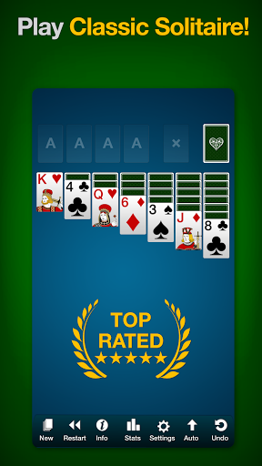 Solitaire – Classic Free Card Game  screenshots 1