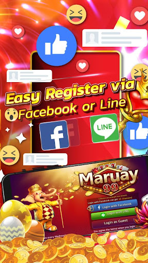 Slots (Maruay99 Casino) u2013 Slots Casino Happy Fish 1.0.48 screenshots 15