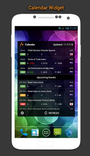 Forex Calendar, Market & News  Paidproapk.com 2