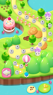 Candy Landy - Match 3 Puzzle : Free Games 2021