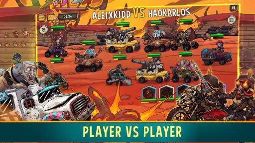 ud83dudd25 Quest 4 Fuel: Arena Idle RPG game auto battles 1.0.0 screenshots 14