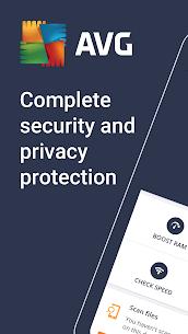 AVG AntiVirus 2021 – Free Mobile Security 1