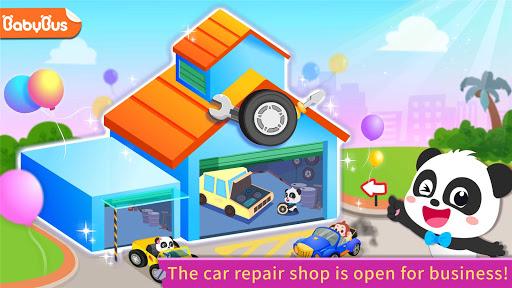 Little Panda's Auto Repair Shop  screenshots 1