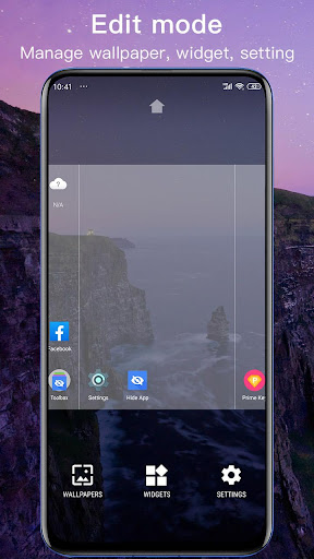 New Launcher 2021 themes, icon packs, wallpapers
