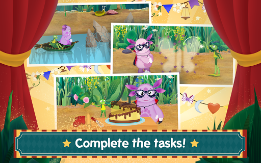Moonzy: Carnival Games & Fun Activities for Kids  screenshots 12