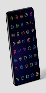 Caelus Icon Pack – Colorful Linear Icons 4.0.3 Apk 4