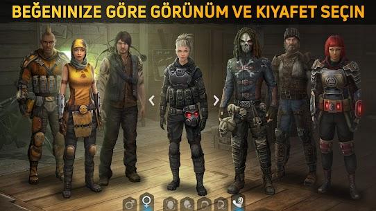 Dawn of Zombies Survival Hayatta kalma Oyunu Hileli Apk Güncel 2021** 1