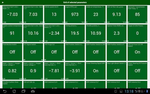 MotorData OBD Car Diagnostics. ELM OBD2 scanner 1.20.12.781 Screenshots 9