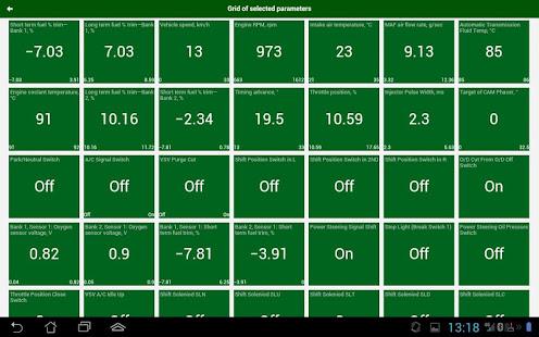MotorData OBD Car Diagnostics. ELM OBD2 scanner 1.23.08.944 Screenshots 17