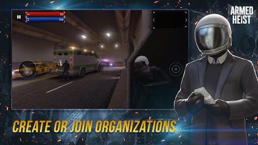 Armed Heist: TPS 3D Sniper shooting gun games goodtube screenshots 9
