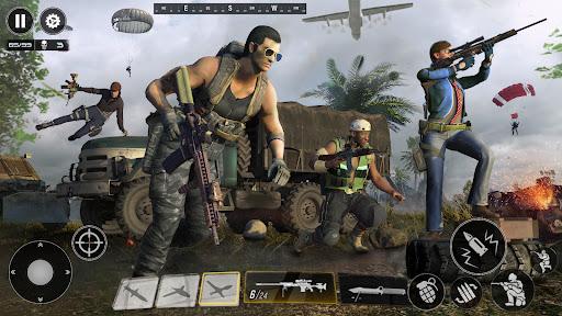 FPS Commando Shooting Games: Critical 3D Gun Games apktram screenshots 8