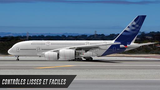 Code Triche avion simulateur de vol 3d nouveaux jeux 2020 APK Mod screenshots 1