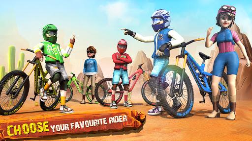 OffRoad BMX Bicycle Stunts Racing Games 2020 3.7 screenshots 1