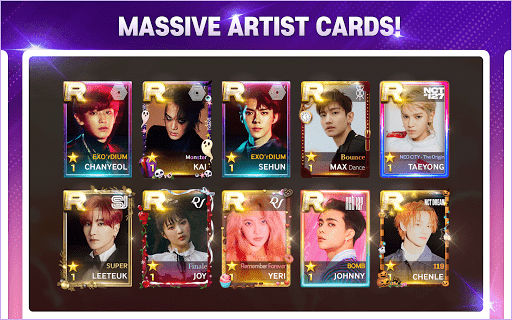 SuperStar SMTOWN 3.1.4 screenshots 11
