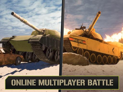 War Machines: Tank Battle - Army & Military Games  screenshots 14