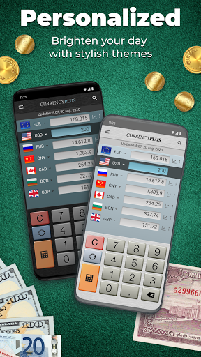 Download APK: Currency Converter Plus Free with AccuRate™ v2.5.2 [Unlocked]