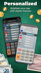 Currency Converter Plus Free with AccuRate™ Screenshot
