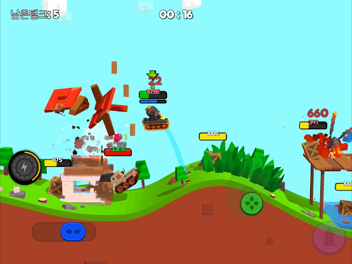 BOOM Tank Showdown android2mod screenshots 8