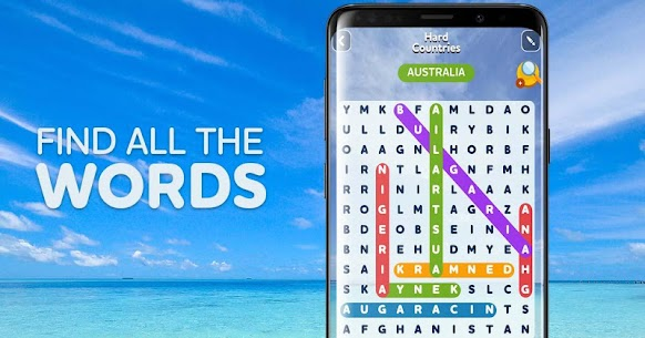 Word Search Quest 9