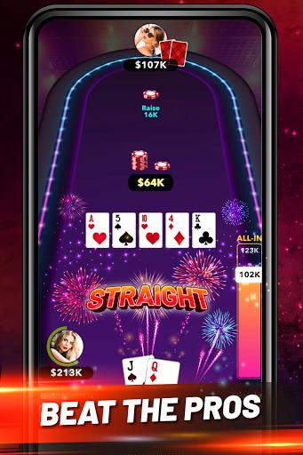 Poker Plus+ Free Texas Holdem Poker Games screenshots 3