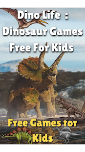 Dino Life: Kids Dinosaur Games 2.01 screenshots 1
