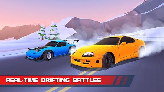 Free Drift Clash Online Racing 3