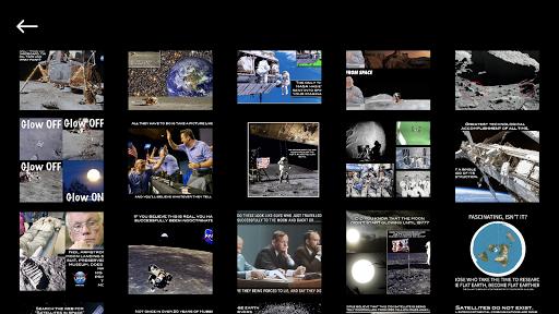 Flat Earth Sun, Moon & Zodiac Clock  screenshots 6