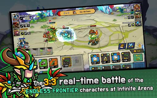 Endless Arena - Idle Strategy Battle  screenshots 14