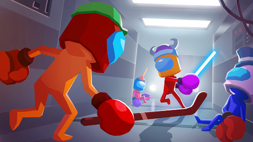 Gang Boxing Arena: Stickman 3D Fight screen 0