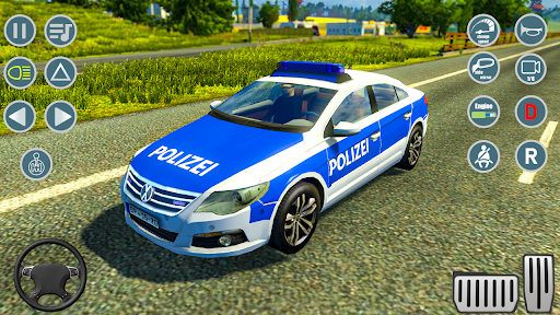 Police Super Car Challenge: Free Parking Drive 1.6 screenshots 2