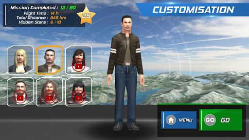 Airplane Flight Pilot Simulator  Screenshots 20