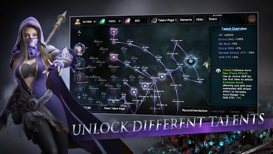 Raziel: Dungeon Arena Action Lastest Full Apk Download 5