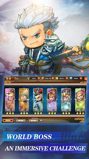 Three Kingdoms: Art of War 1.5.5 Screenshots 4