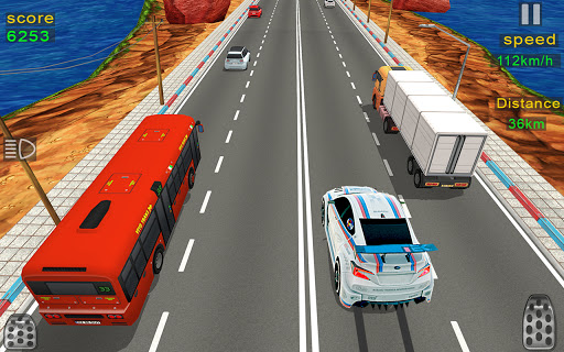 Highway Car Racing 2020: Traffic Fast Car Racer 2.40 screenshots 12