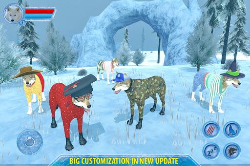 Arctic Wolf Sim 3D  screenshots 8