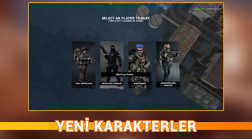 Online Military War Game screenshots 7