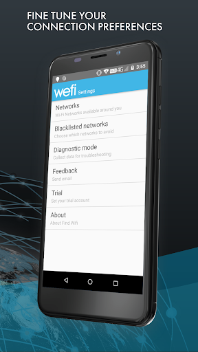 Find Wi-Fi - Automatically Connect to Free Wi-Fi 7.3.1.35 Screenshots 6