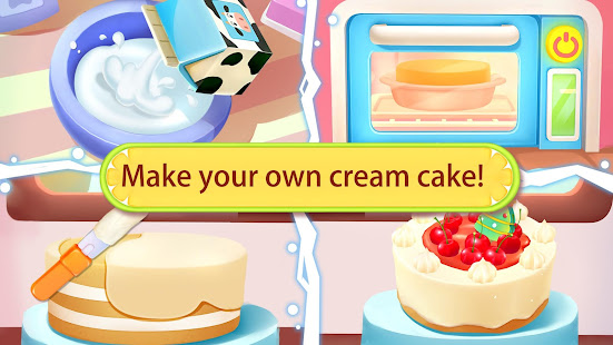 Little Panda's Bake Shop : Bakery Story 8.57.00.00 Screenshots 9