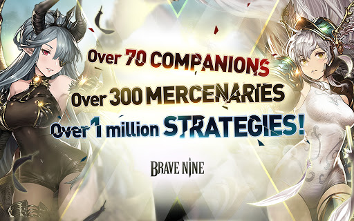 Brave Nine - Tactical RPG 1.64.7 screenshots 20