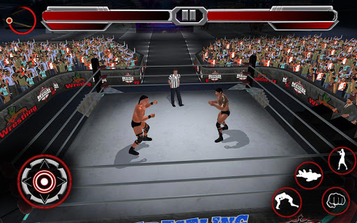 World Wrestling Revolution Stars: 2017 Real Fights 1.0.2 Screenshots 16