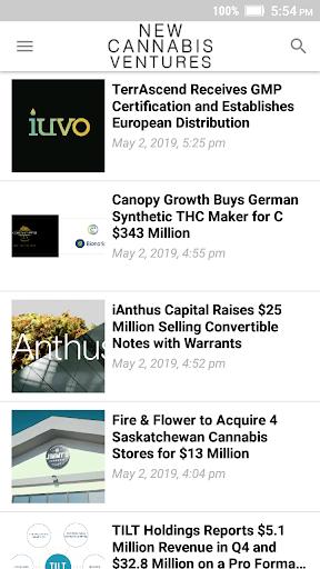 New Cannabis Ventures 2.5 screenshots 2