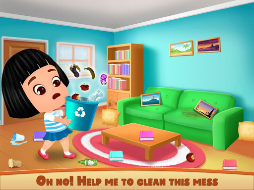 Home and Garden Cleaning Game - Fix and Repair It apktram screenshots 5