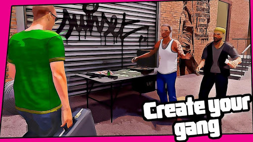 Grand Miami Gangster Theft : Crime City Simulator 6.1 Screenshots 6