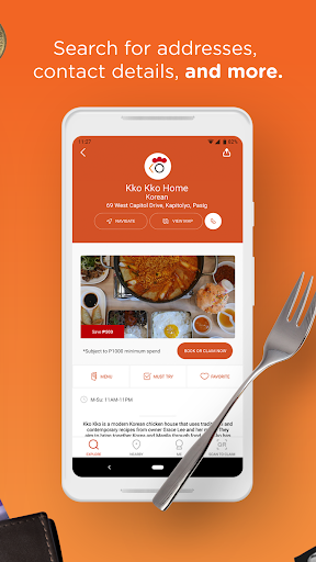 Booky - Food and Lifestyle 4.32.0 Screenshots 3